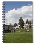 Oktoberfest Woodland Park 2014 Spiral Notebook