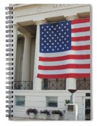 Ol' Glory Spiral Notebook
