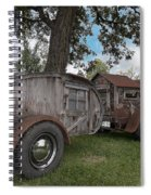Ol Marais River Run  Spiral Notebook
