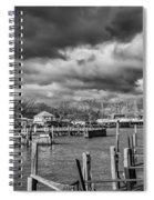 Olcott On A Winter Day Spiral Notebook