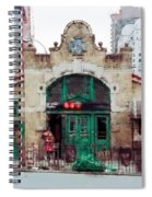 Old 72nd Street Station - New York City Spiral Notebook