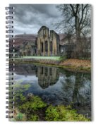 Old Abbey Spiral Notebook