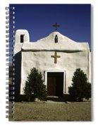 Old Adobe Church Spiral Notebook