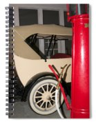 Old Automobile Spiral Notebook