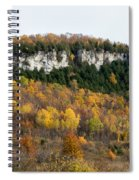 Old Baldy In Fall Spiral Notebook