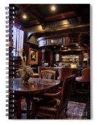 Old Bar In Charleston Sc Spiral Notebook
