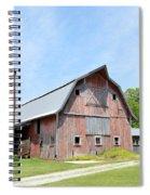 Old Barn 8008 Spiral Notebook