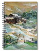 Old Bethpage Village Restoration Spiral Notebook