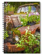 Old Truck Betsy Spiral Notebook