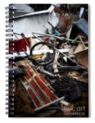 Trash And Dump Spiral Notebook