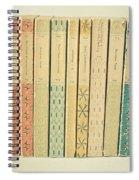 Old Books Spiral Notebook