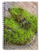 Old Boots Spiral Notebook