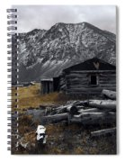 Old Boston Mine Spiral Notebook