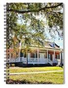Old Brick House Spiral Notebook