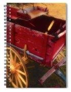 Old Buck Spiral Notebook