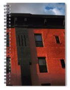 Brownstone 1 - Old Buildings And Architecture Of New York City Spiral Notebook