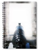 Old Cannon Spiral Notebook