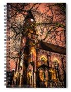 Old Church Spiral Notebook