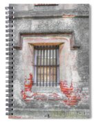 The Old City Jail Window Chs Spiral Notebook