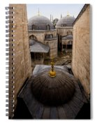 Old City Of Istanbul Spiral Notebook