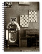 Old City Tavern Spiral Notebook