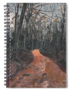 Old Connecticut Path Spiral Notebook