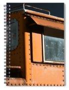 Old Copula Spiral Notebook