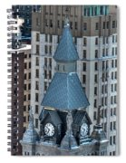 Old County Hall Winter 2013 Spiral Notebook