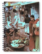 Old Delhi 1978 Spiral Notebook
