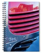 Old Dodge Truck Spiral Notebook