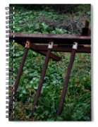 Old Farm Machinery - Series II Spiral Notebook