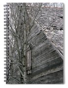 Old Farmhouse I I Spiral Notebook