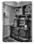Old Fashioned Richardson And Bounton Company Perfect Stove. Spiral Notebook