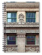 Old First National Bank - Building - Omaha Spiral Notebook