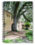 Old Florida Style II Spiral Notebook