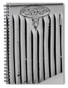 Old Ford Spiral Notebook