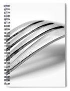 Old Fork Spiral Notebook