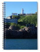 Old Fort Amherst By Barbara Griffin Spiral Notebook
