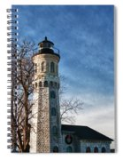 Old Fort Niagara Lighthouse 4478 Spiral Notebook