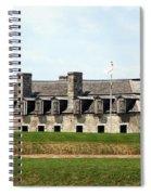Old Fort Niagara Spiral Notebook