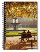 Old Friends Spiral Notebook