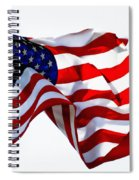 America The Beautiful Usa Spiral Notebook