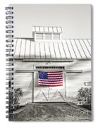 Old Glory Circa 1776 Spiral Notebook