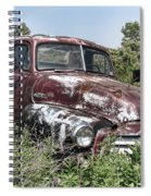 Old Gmc Truck Spiral Notebook