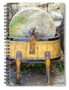 Old Grindstone Spiral Notebook