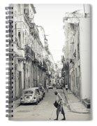Old Habana Spiral Notebook