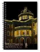 Old Harrison County Courthouse Spiral Notebook
