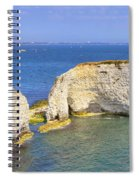 Old Harry Rocks - Purbeck Spiral Notebook