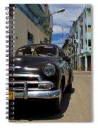 Old Havana Spiral Notebook