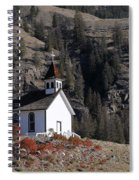 Old Headly Church Spiral Notebook